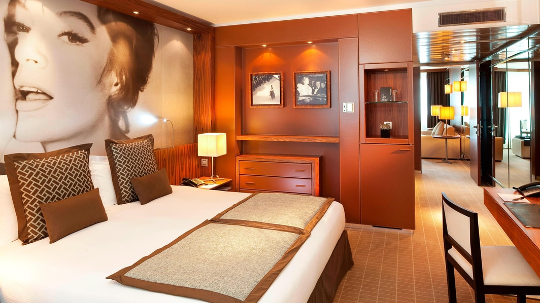 Luxury suite hotels in Cannes