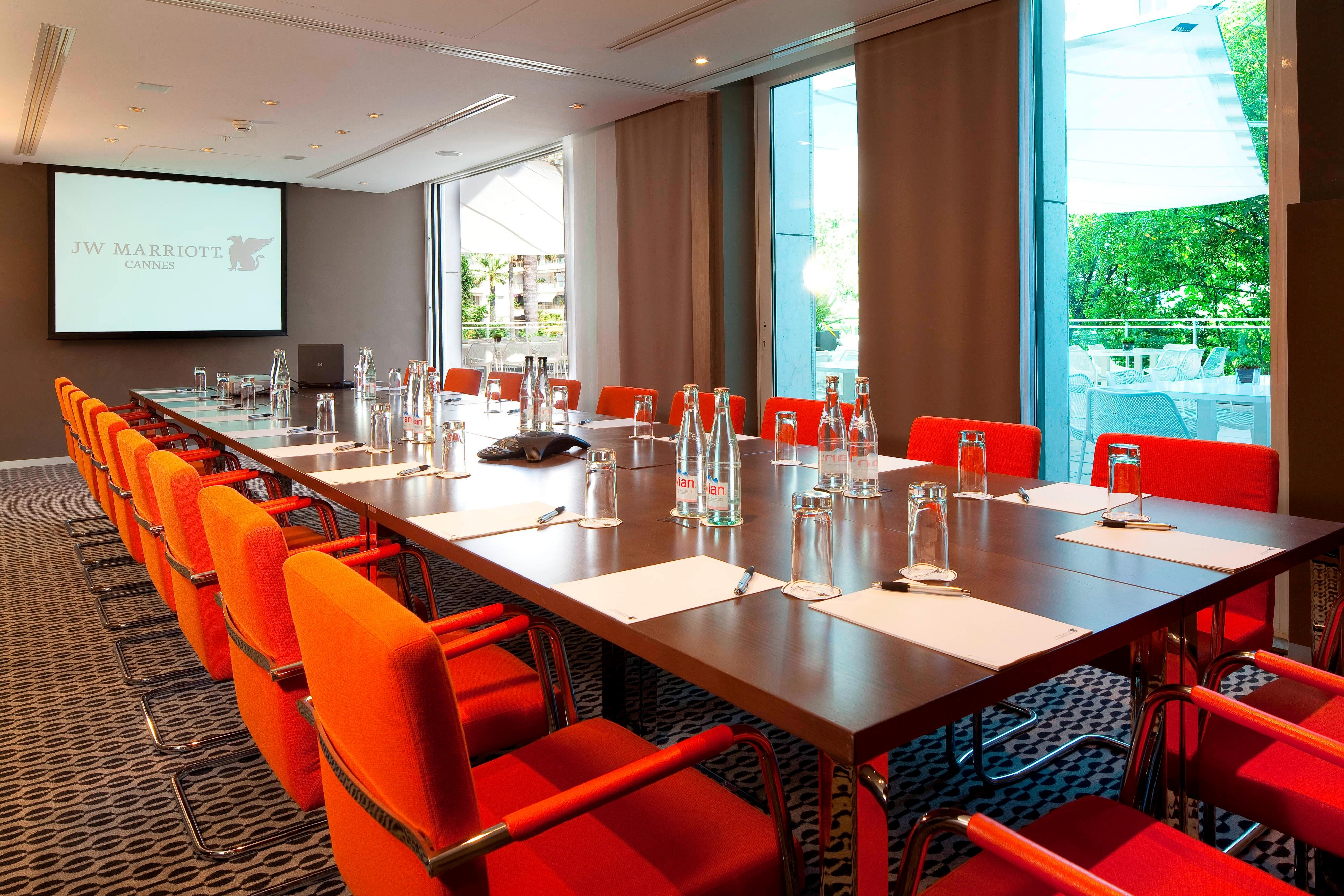 Cannes meeting rooms