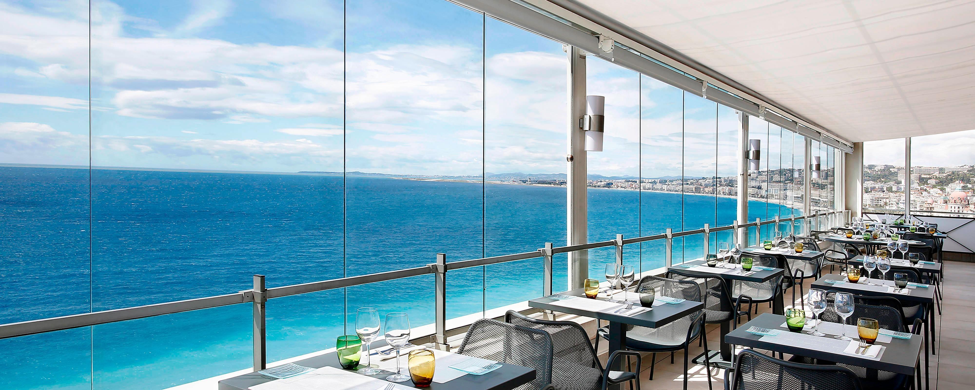 La Terrassee Rooftop Restaurant