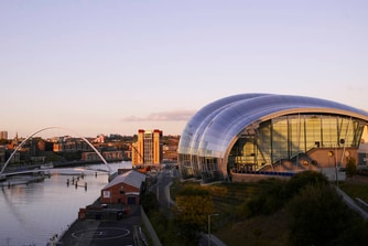 Hotels Near The Sage Newcastle