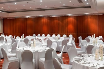 European Suite Wedding Breakfast