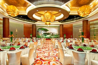 Conference Hall Banquet