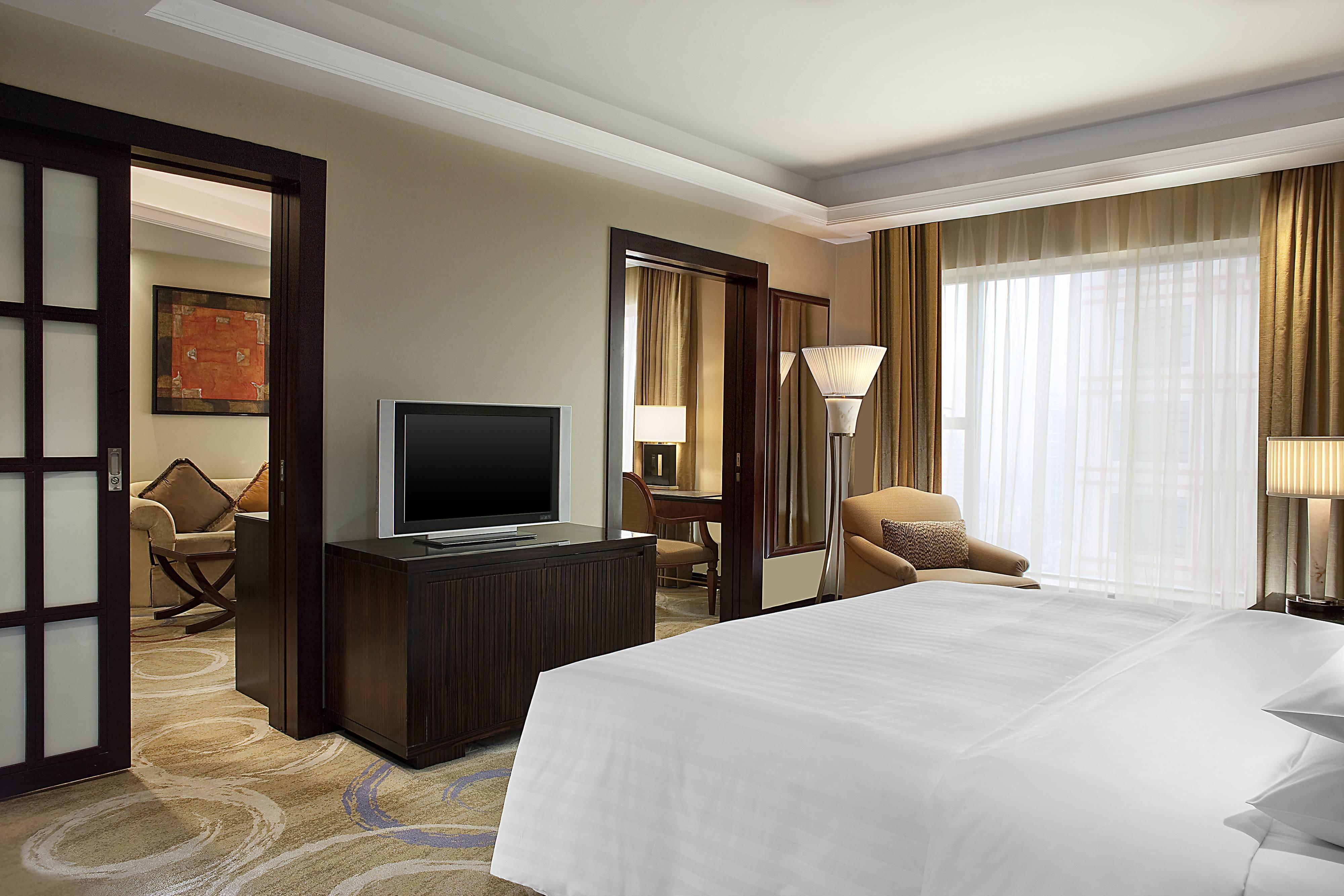 Suite Junior - Dormitorio