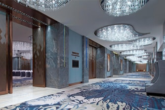 Galaxy Grand Ballroom - Foyer