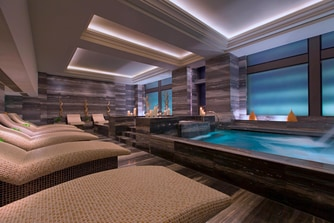 Heavenly Spa - Relaxation Area Hot Stone