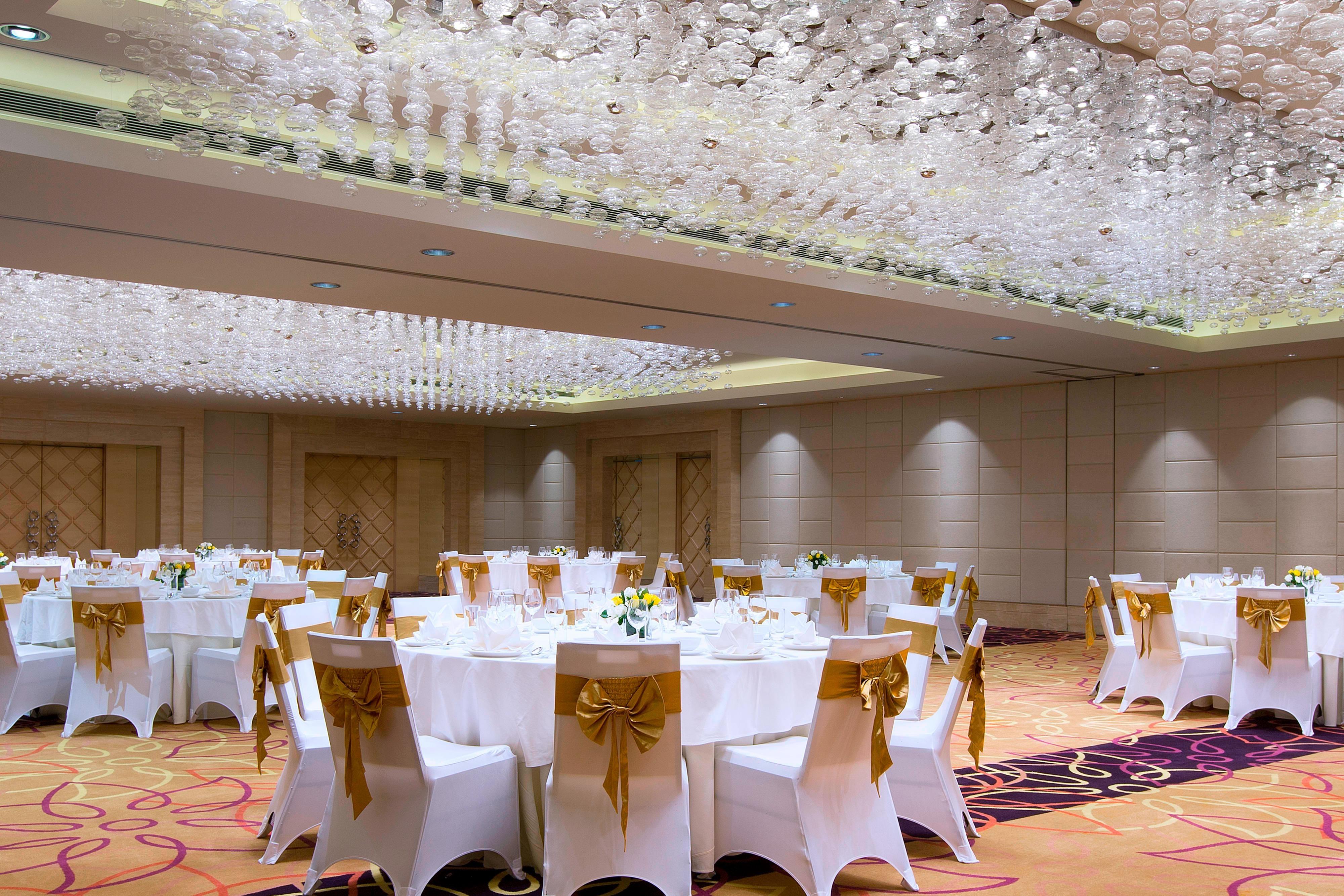 Banquet at Yersin Room