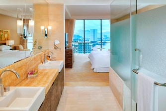Two-Bedroom Apartment Bathroom