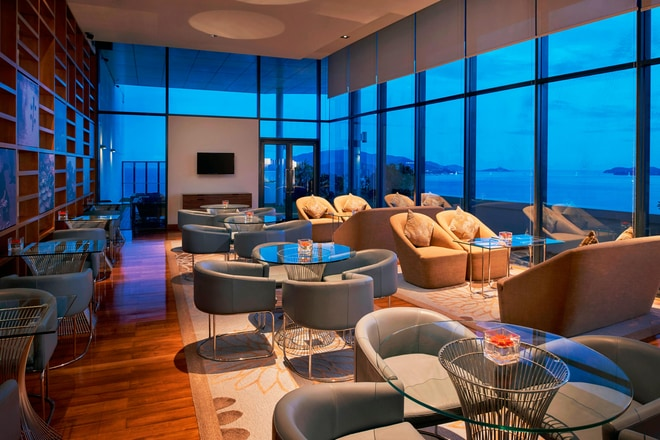Sheraton Club Lounge
