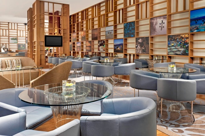 Sheraton Club Lounge - Seating Area