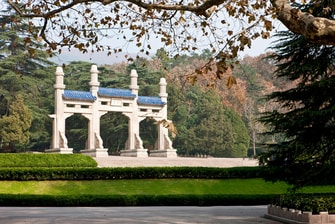 Fraternity Memorial Arch