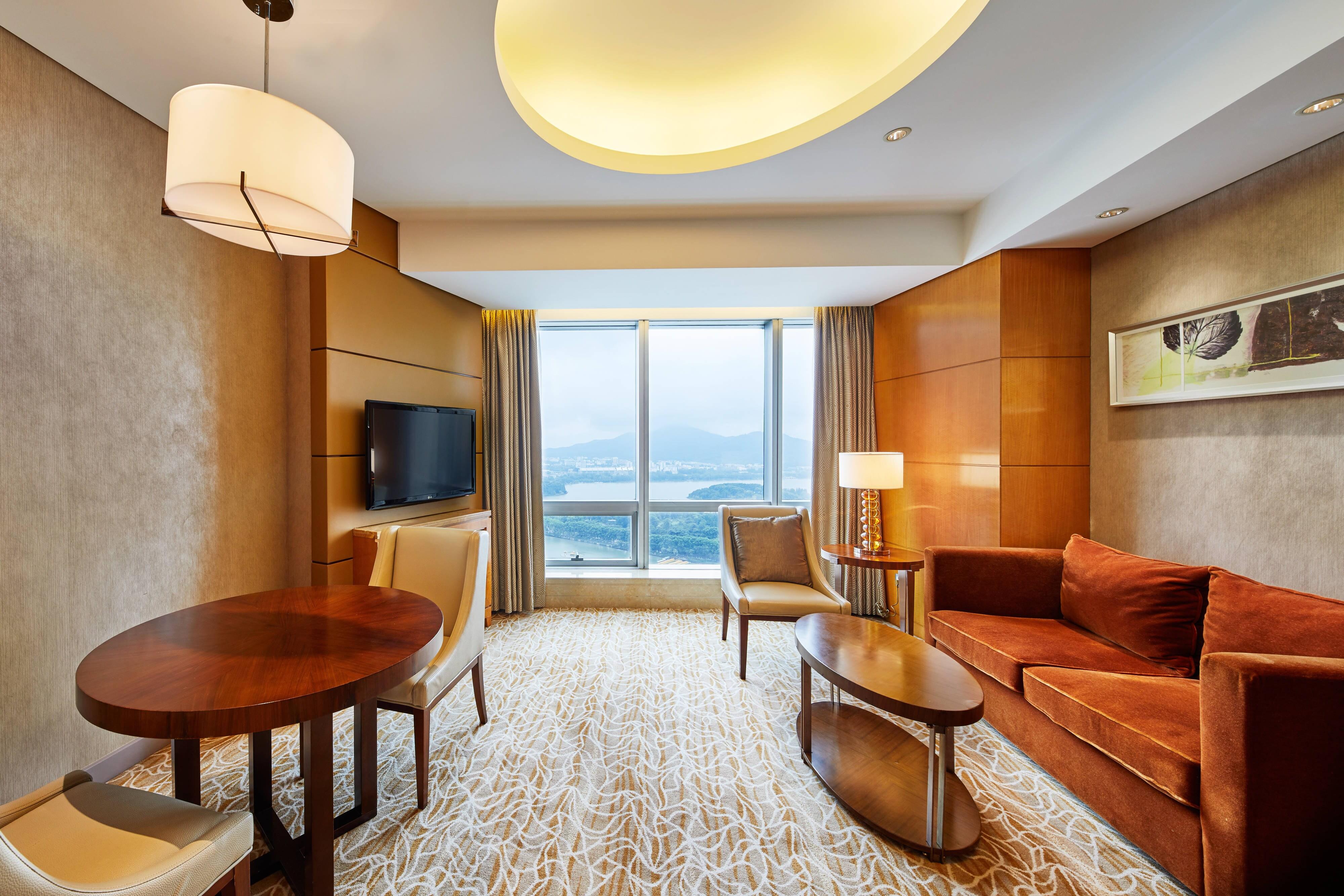 Suíte Executive–Sala de estar