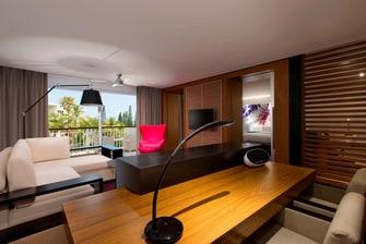 Suite Voyageur - Salon