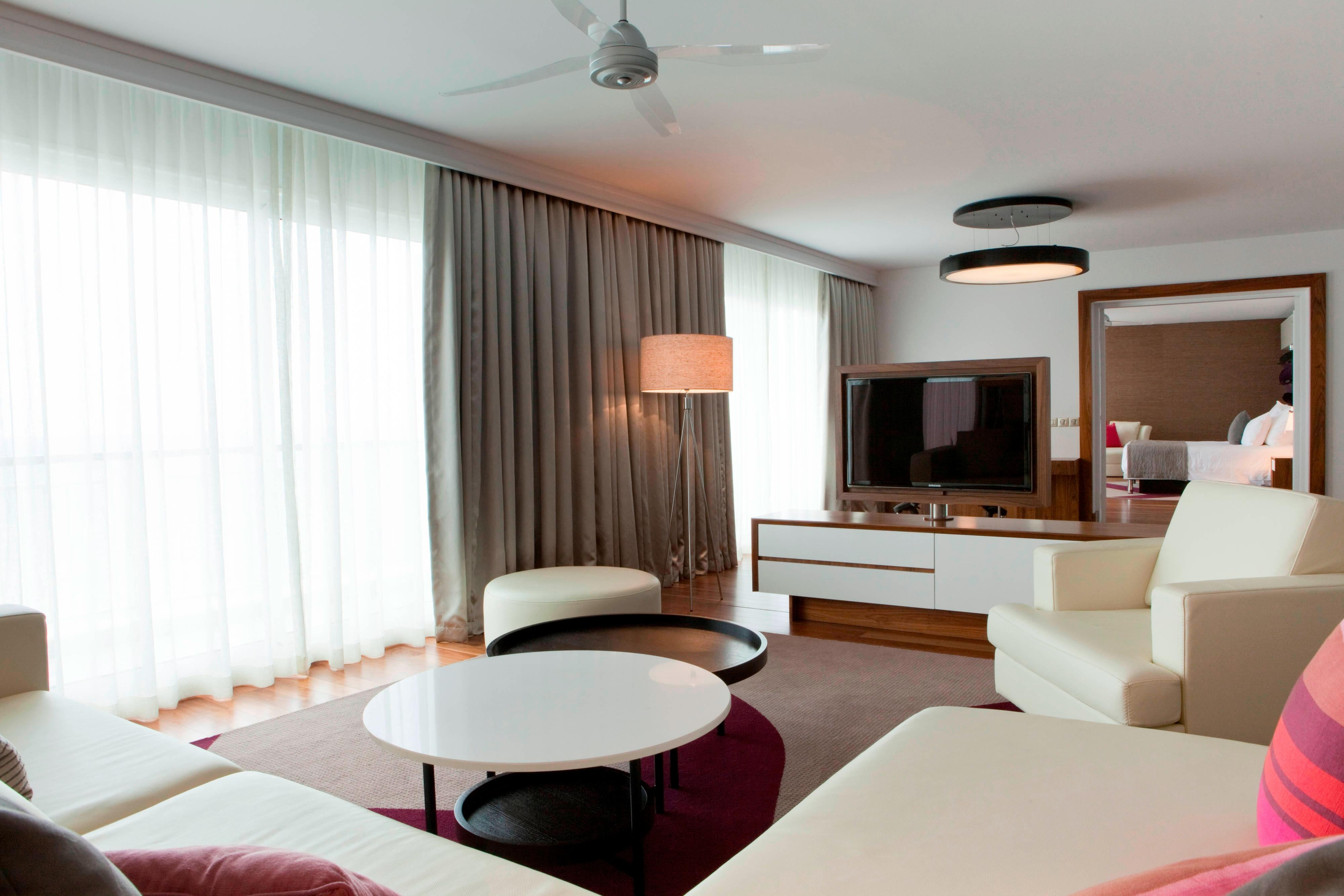 Suite Presidencial - Lounge