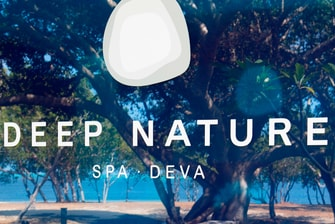Deep Nature Spa - Entrance door