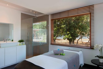 Deep Nature Spa - single treatment Room
