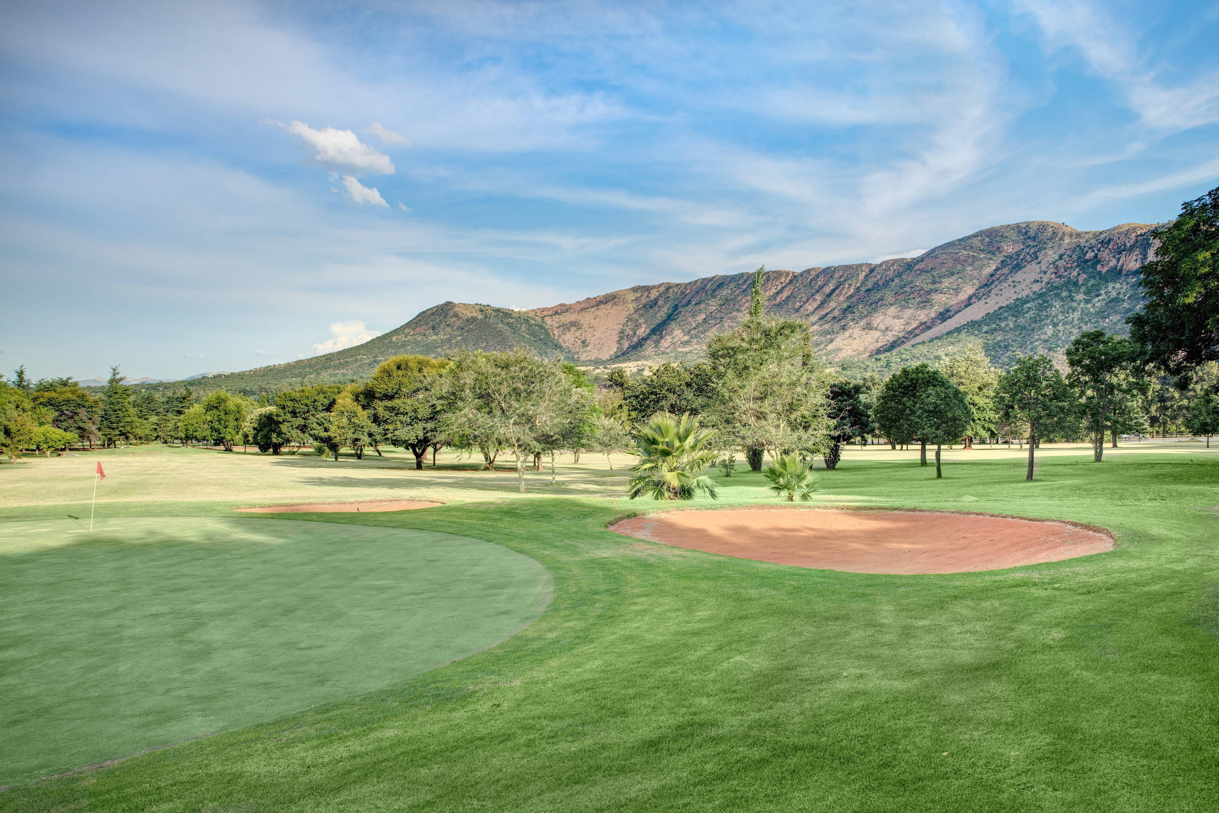 Protea Hotel Hunters Rest Golf Course