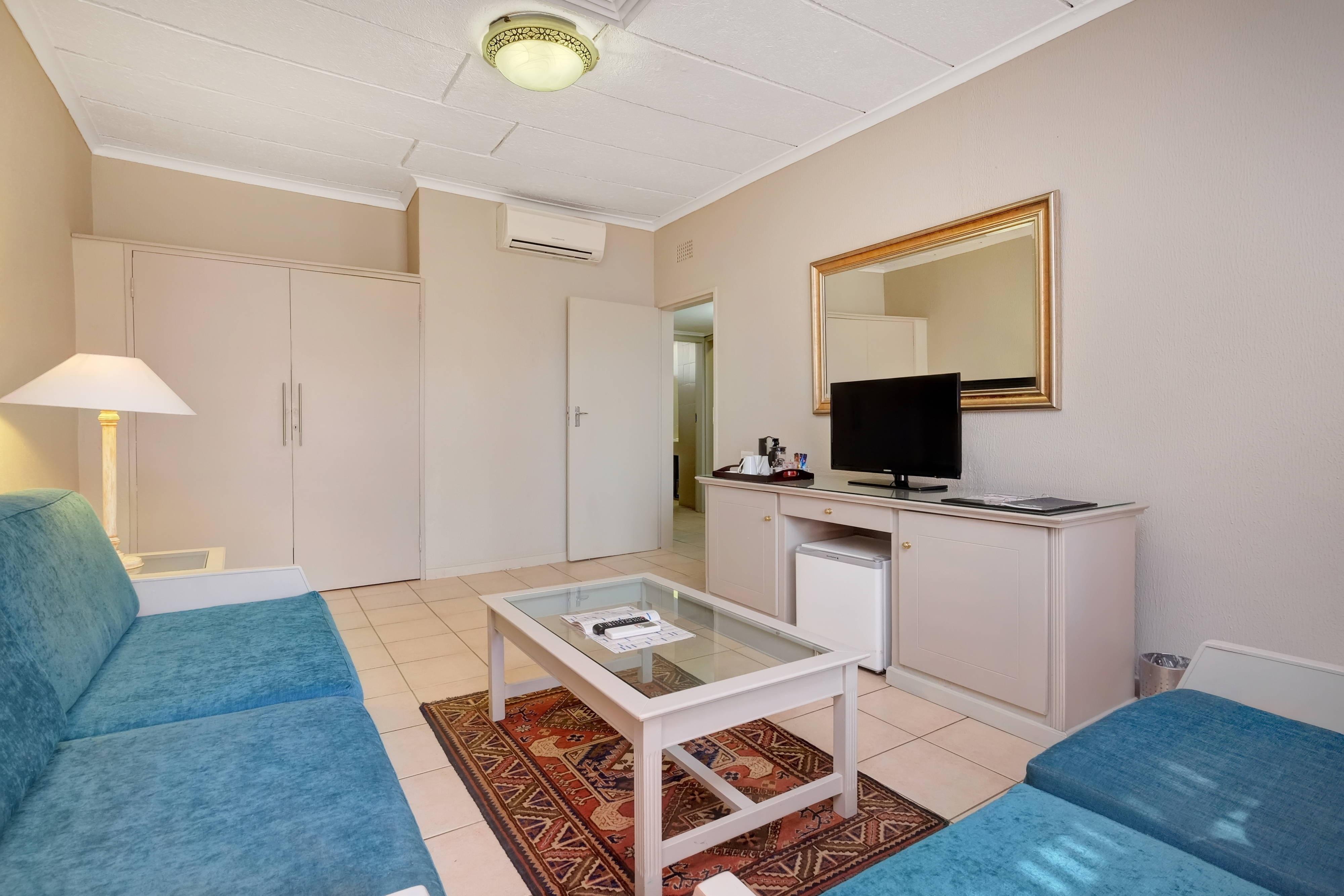 Familien-Gästezimmer – Wohnbereich