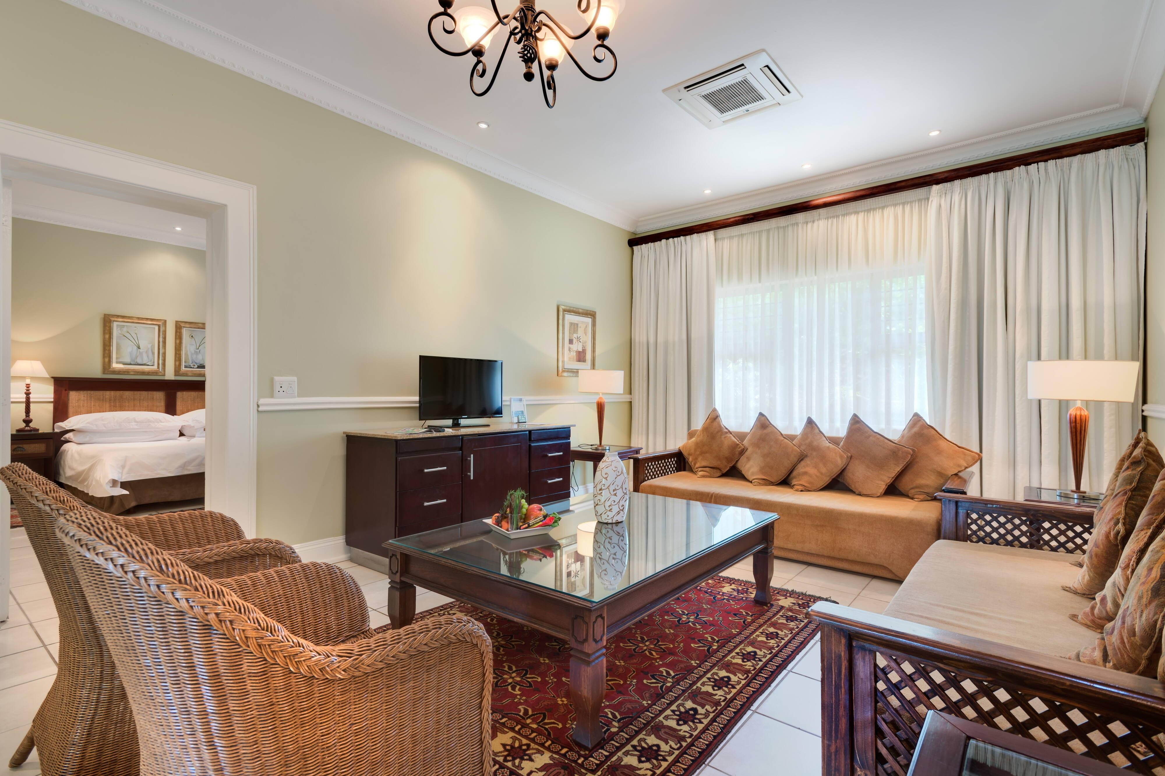 Suite mit einem Schlafzimmer– Lounge