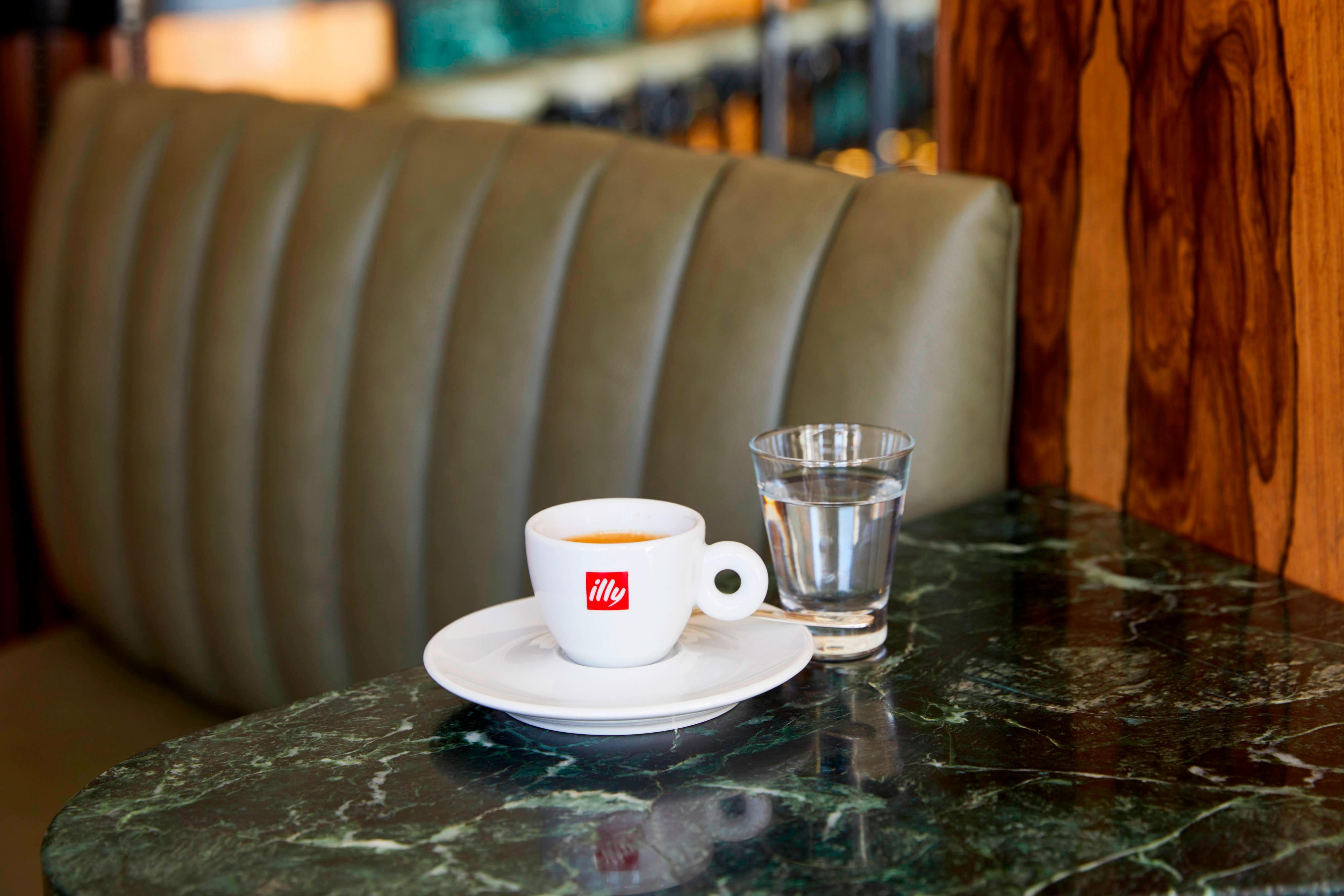 Illy coffee culture