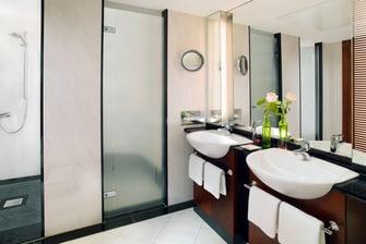 Suite – Badezimmer