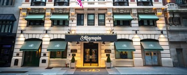 The Algonquin Hotel Times Square, Autograph Collection®