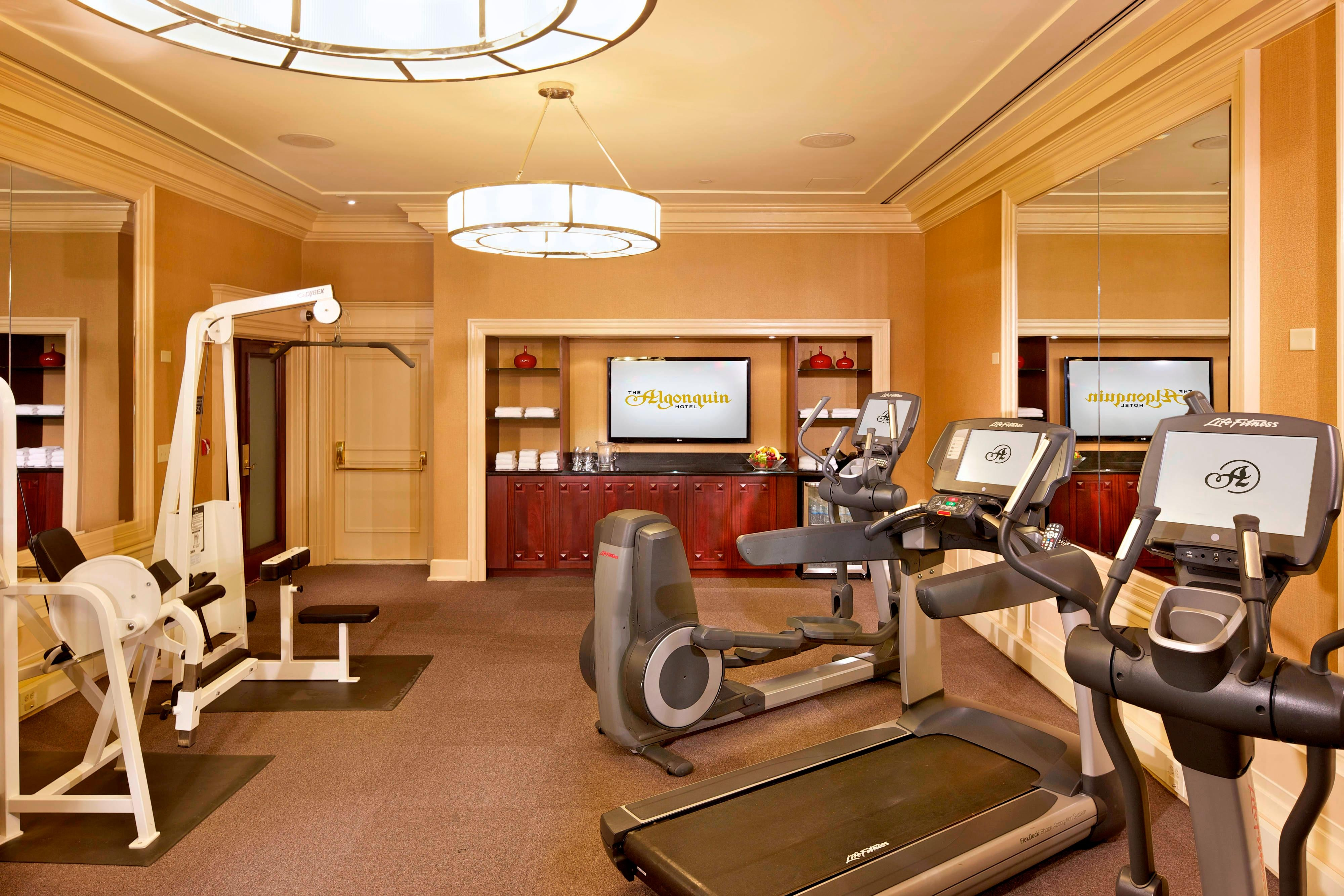 Fitness Center in NYC