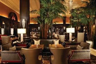 Lobby de The Algonquin Hotel