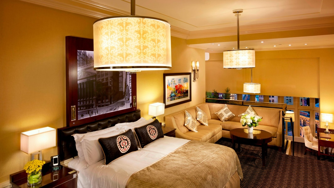 Hotelsuite nahe Times Square