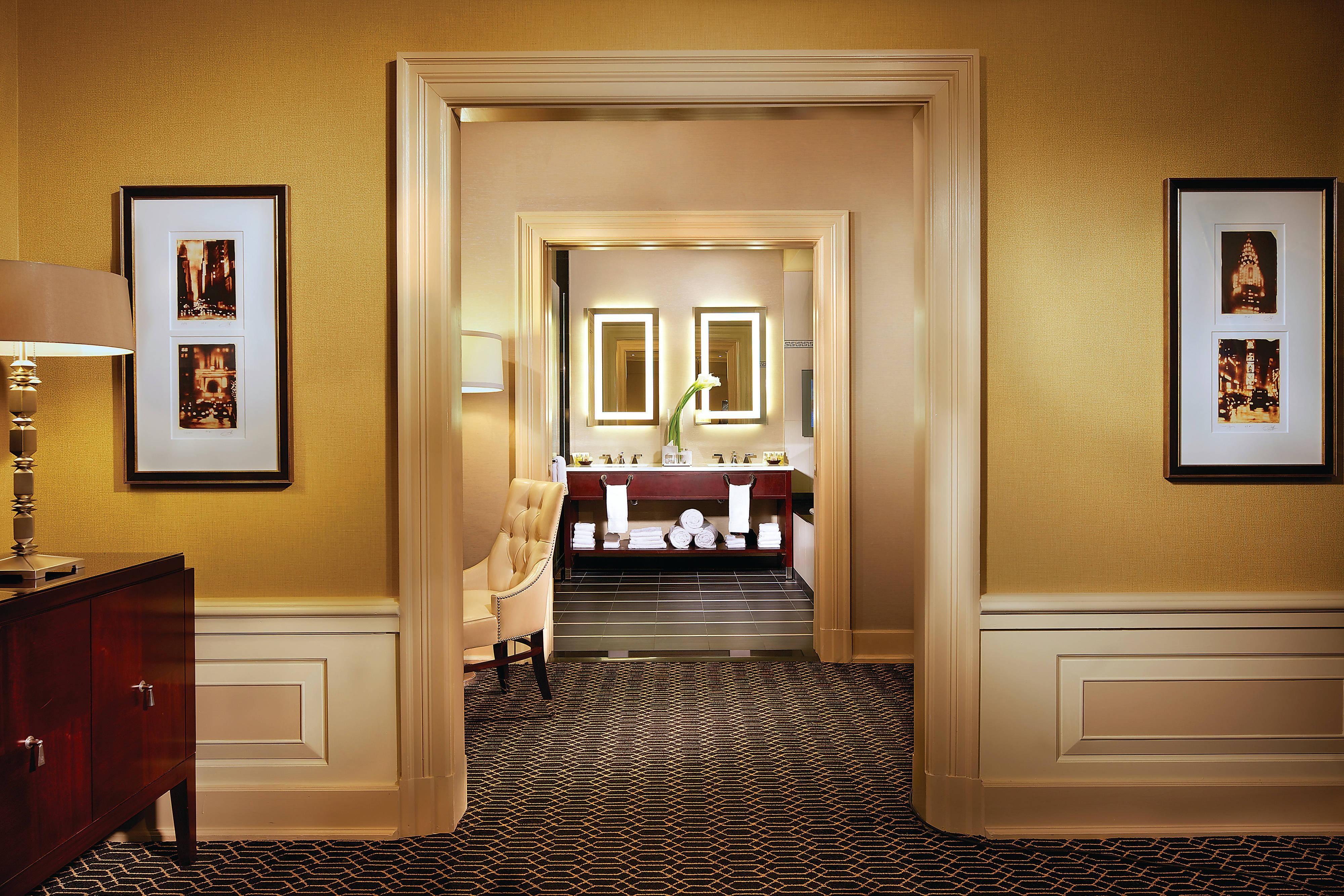 Suite Barrymore de The Algonquin Hotel