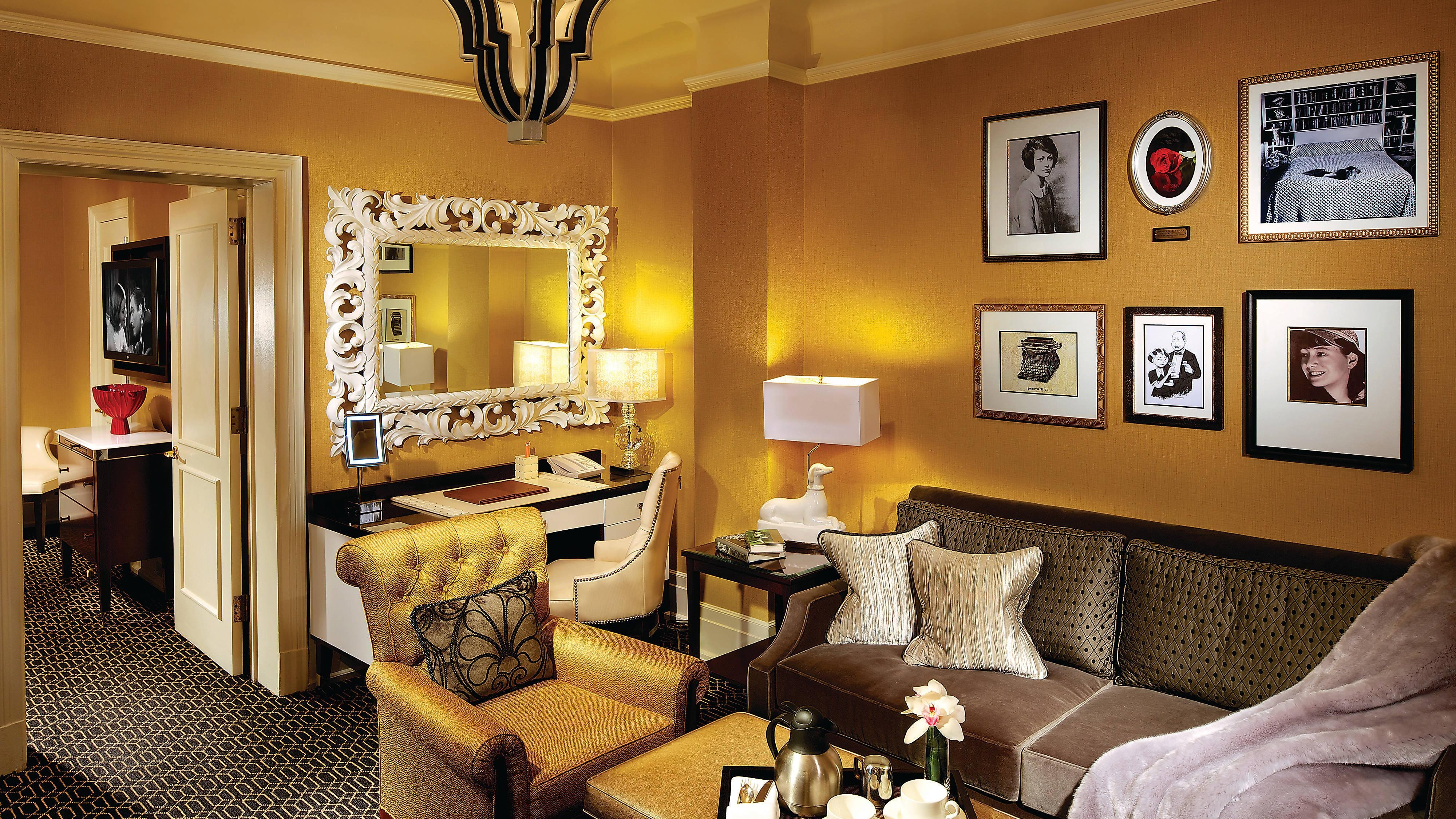 Hotelsuite in NYC