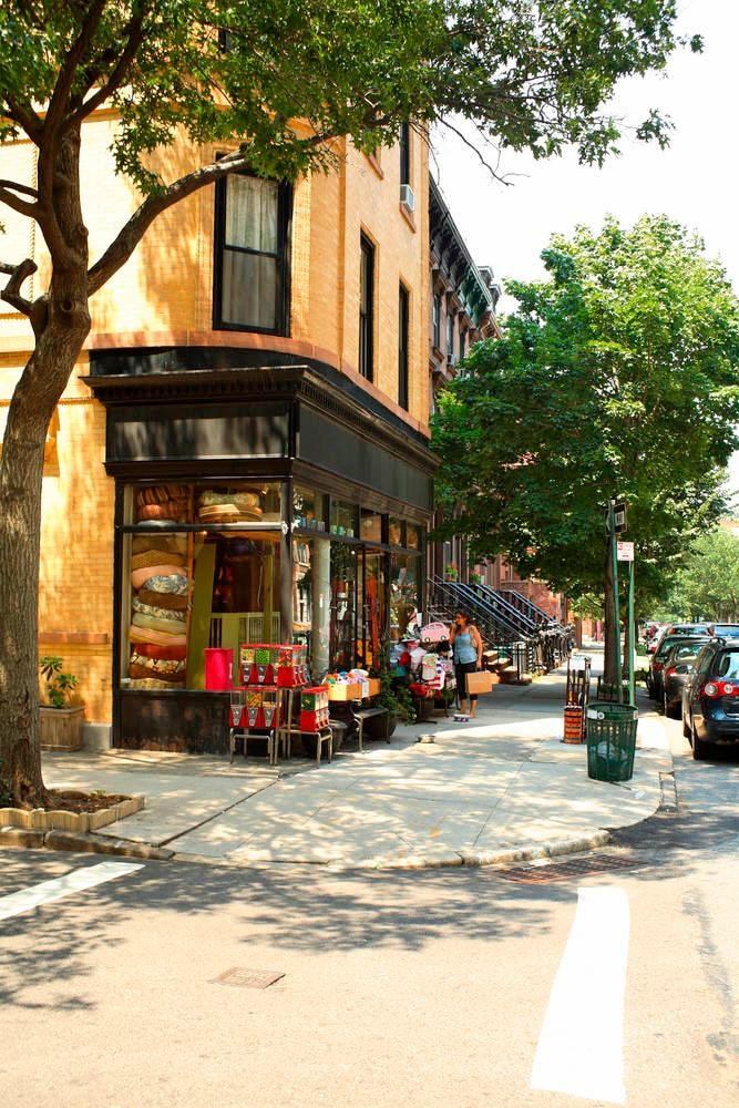 Brooklyn Heights Shopping in NYC