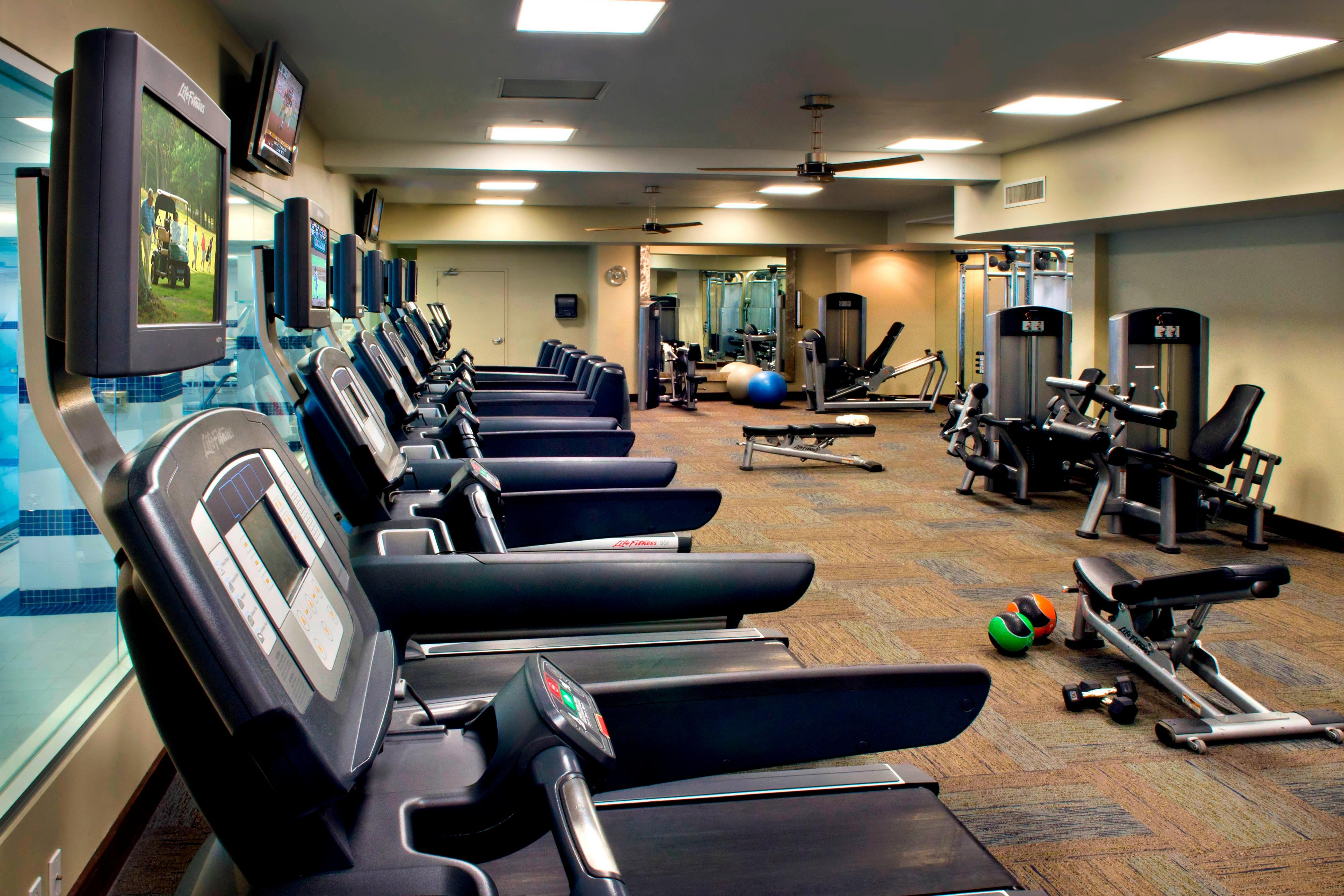 Brooklyn Hotel Fitness Center