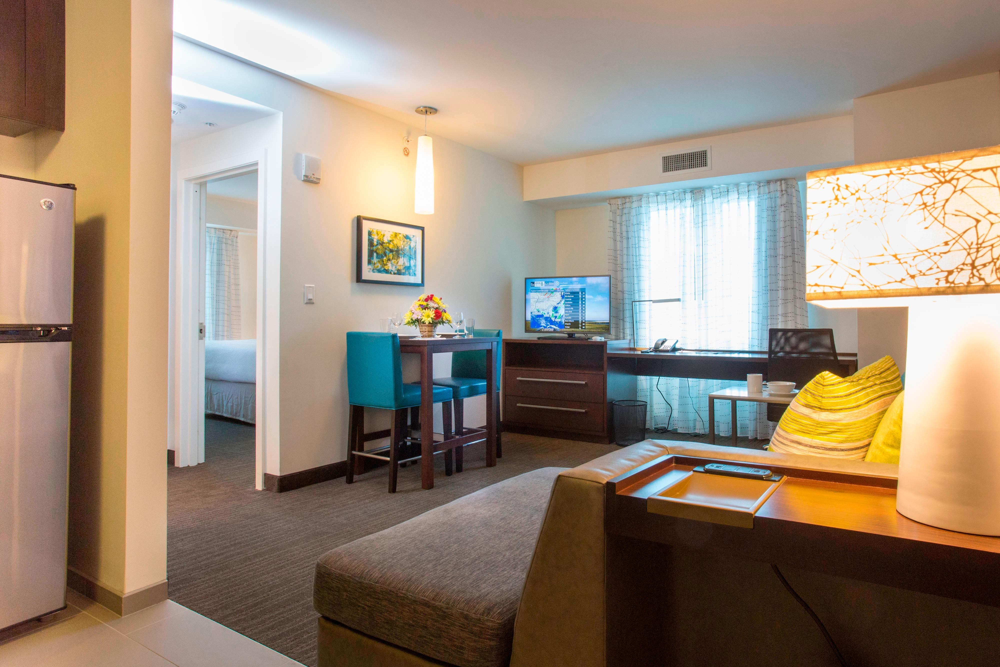 Hotel suite in Bronx, NY