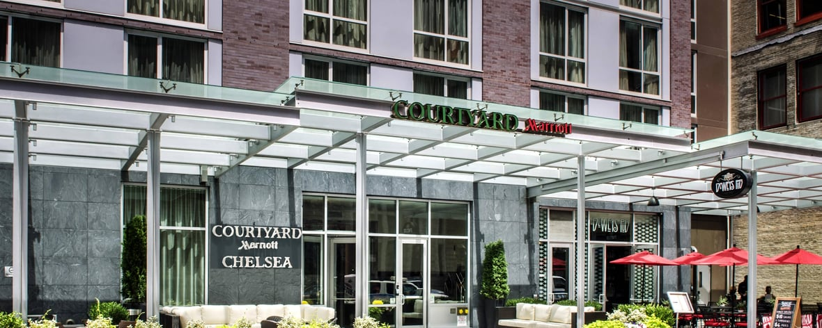 Hotels Near Penn Station New York City