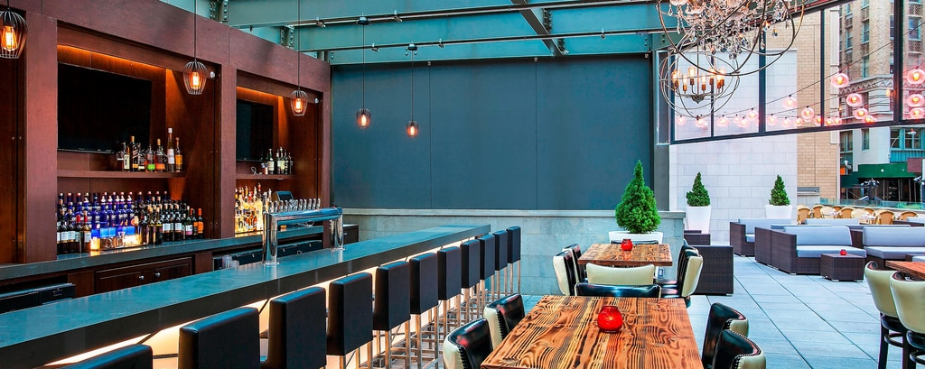 Ketch 2nd Floor Terrace Bar