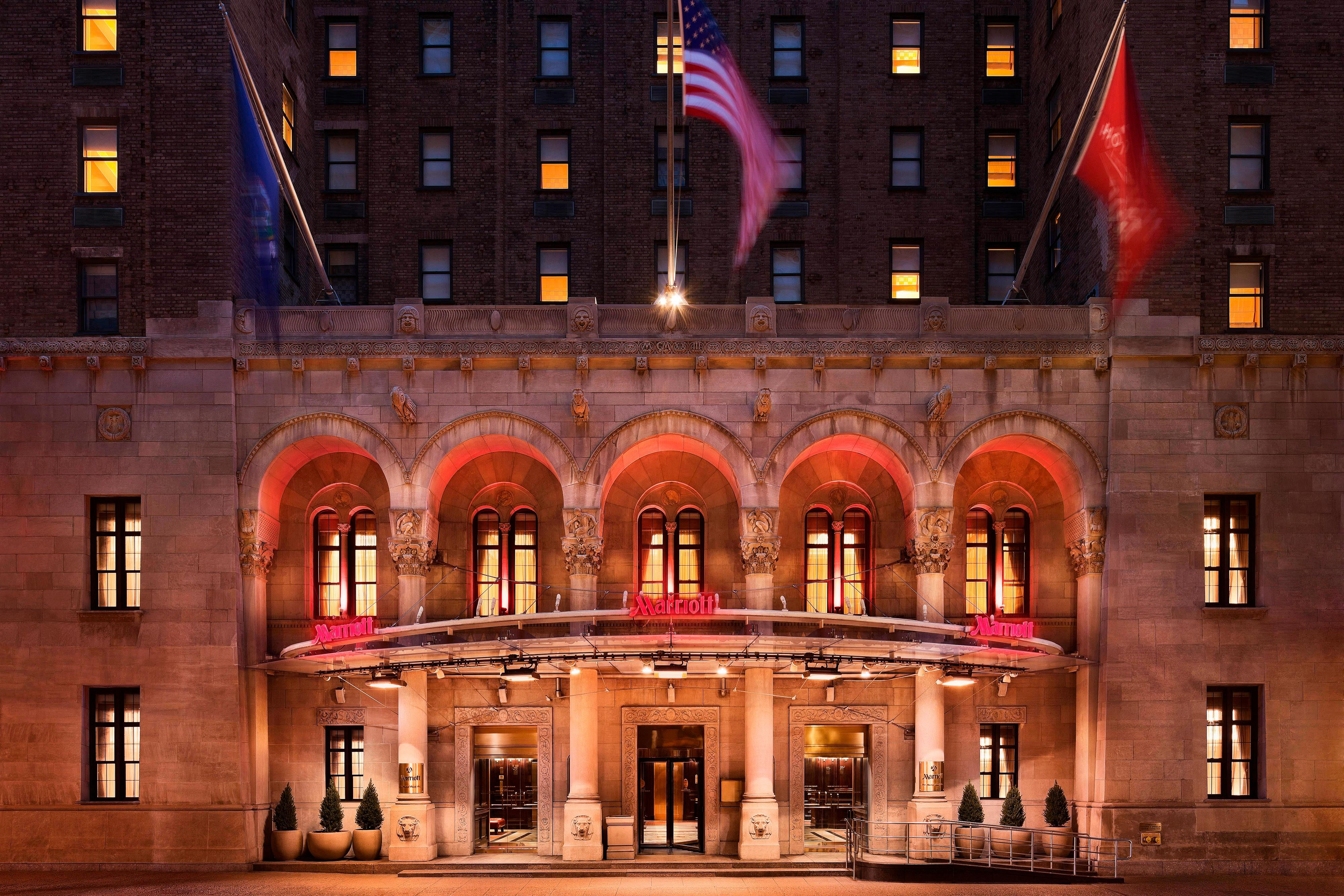 Business Hotel in Midtown Manhattan