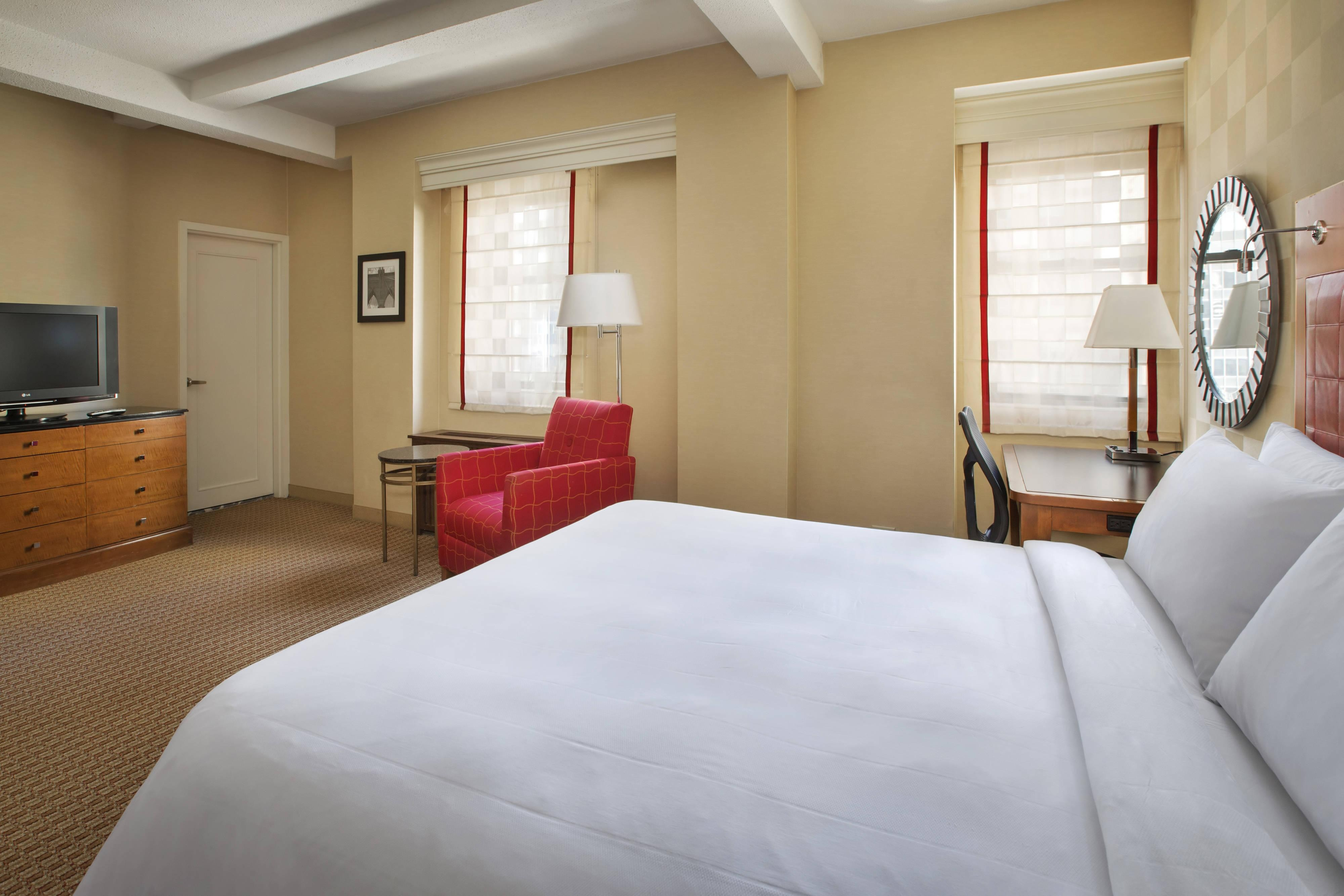 Superior King Larger Guest Room