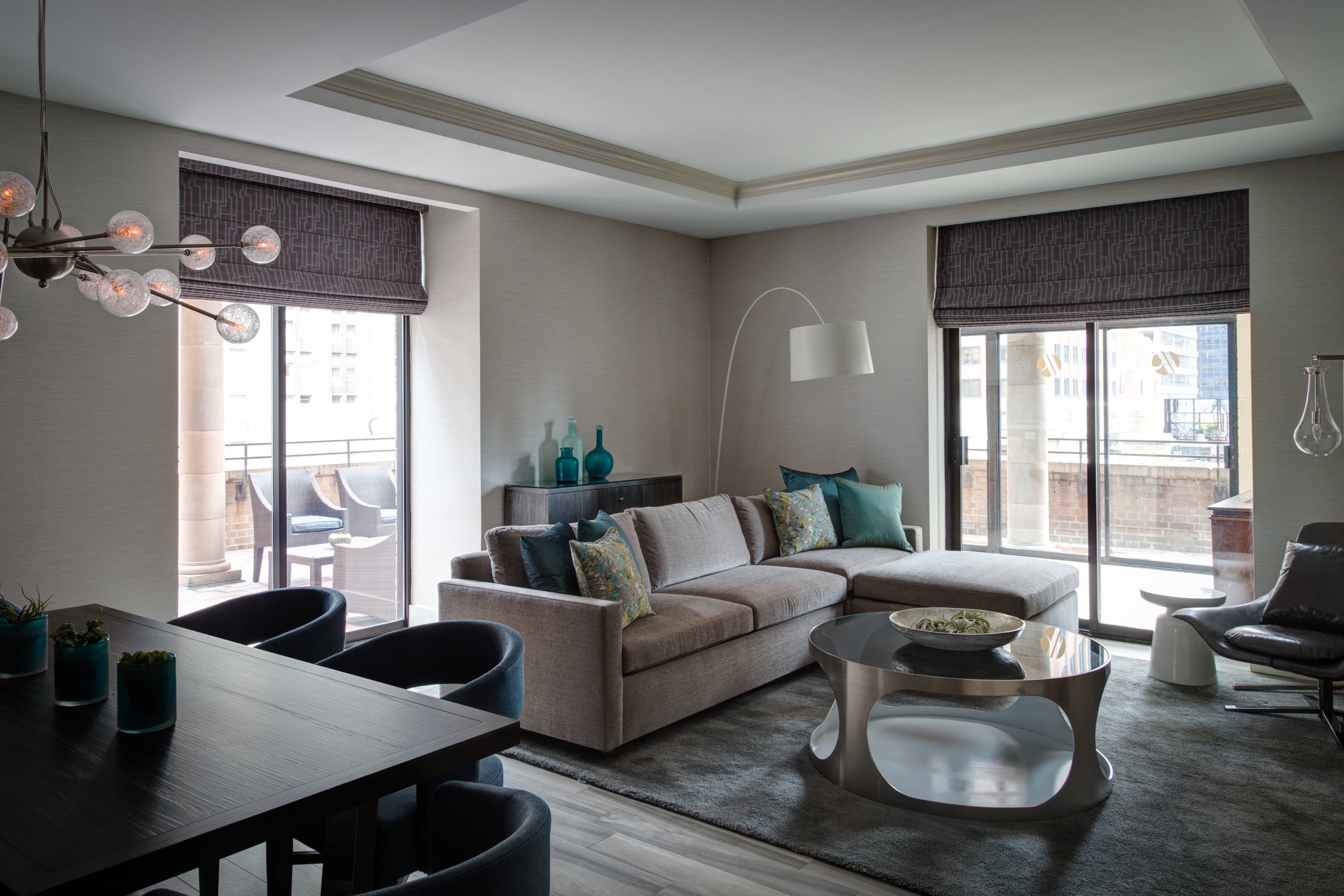 Terrace Suite – Living Area