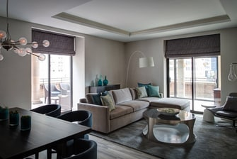 Lexington Ave Hotel Terrace Suite