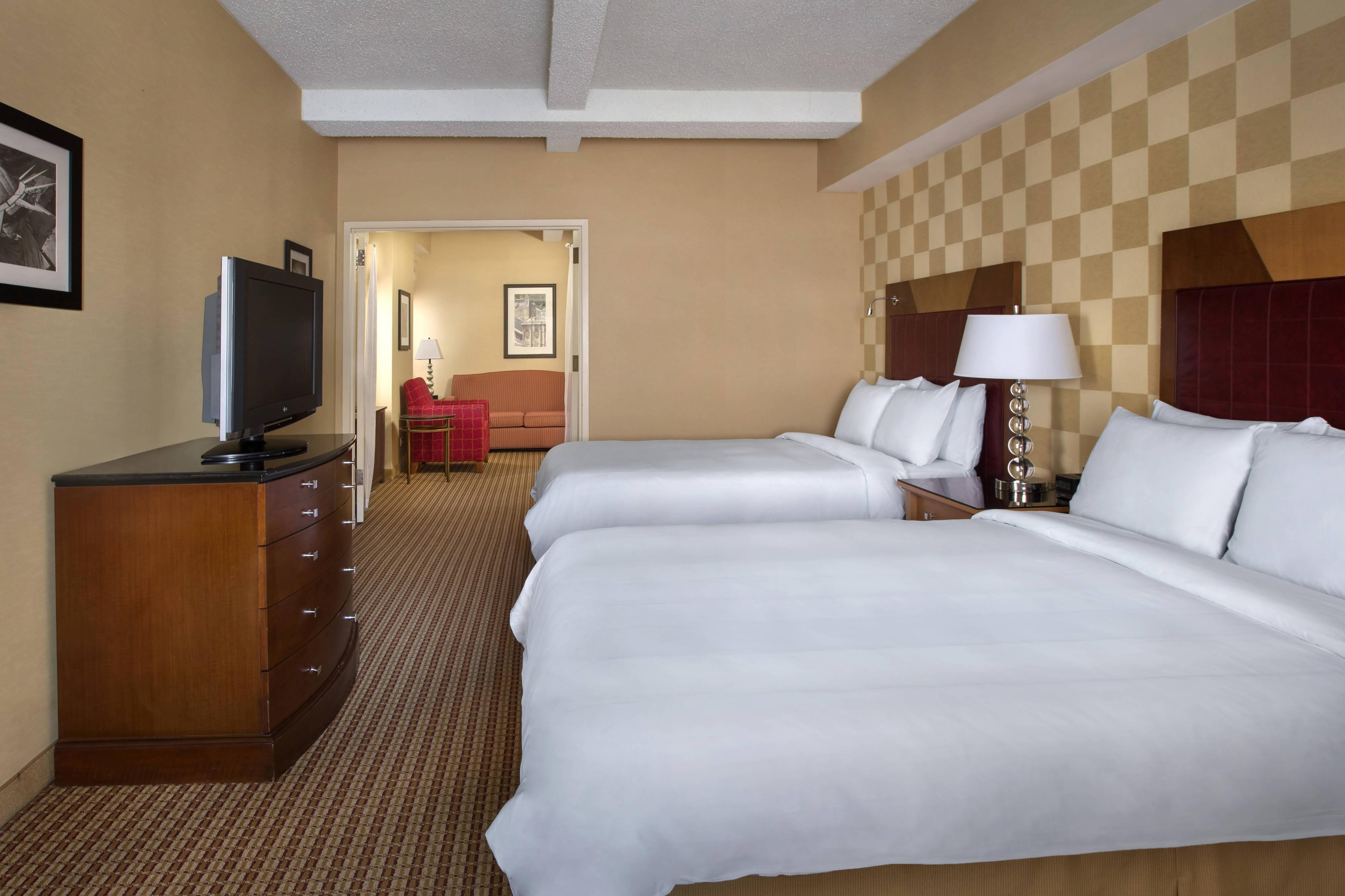 Junior Suite - Double/Double Bedroom