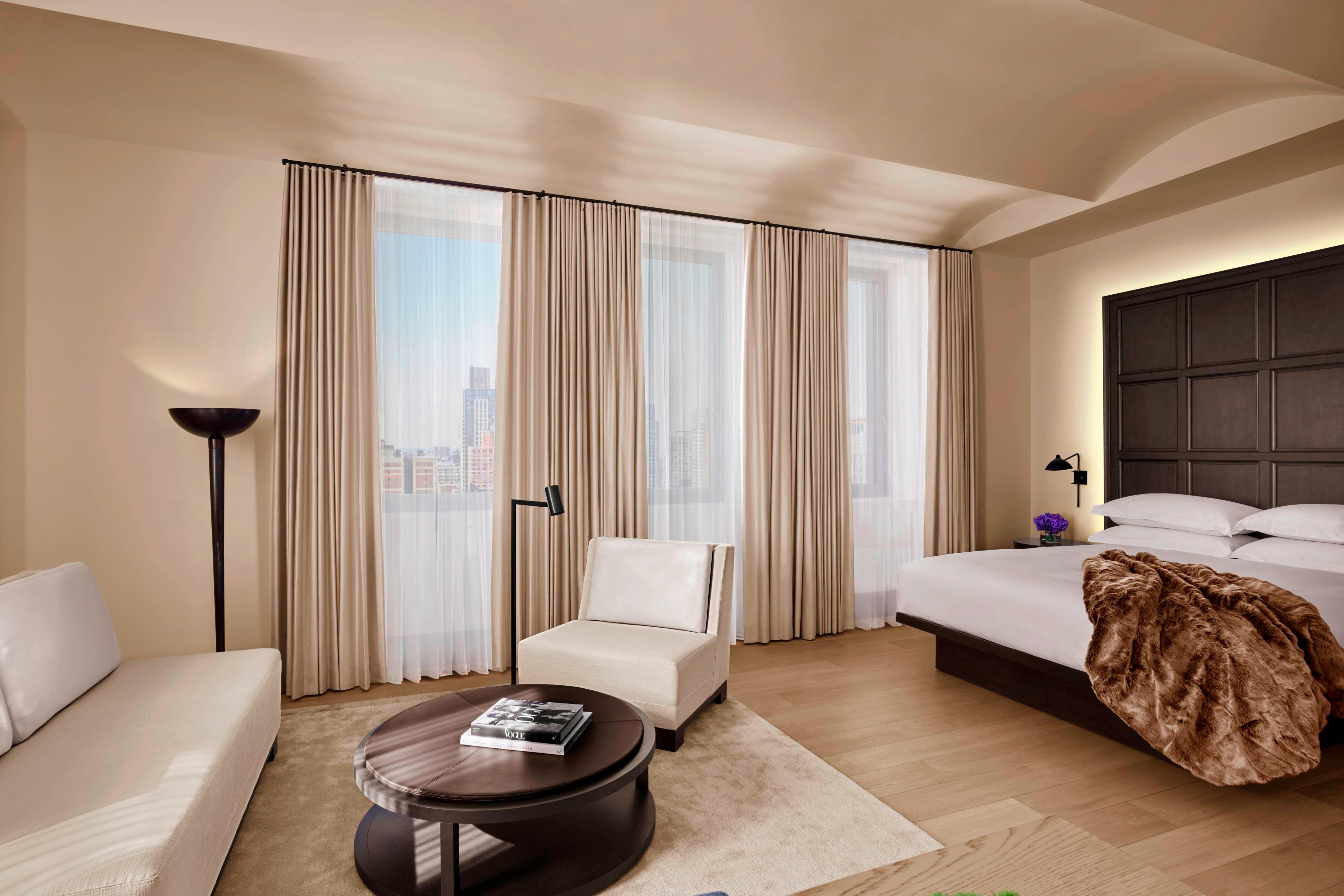 5 Star Hotel In Midtown Madison Avenue The New York