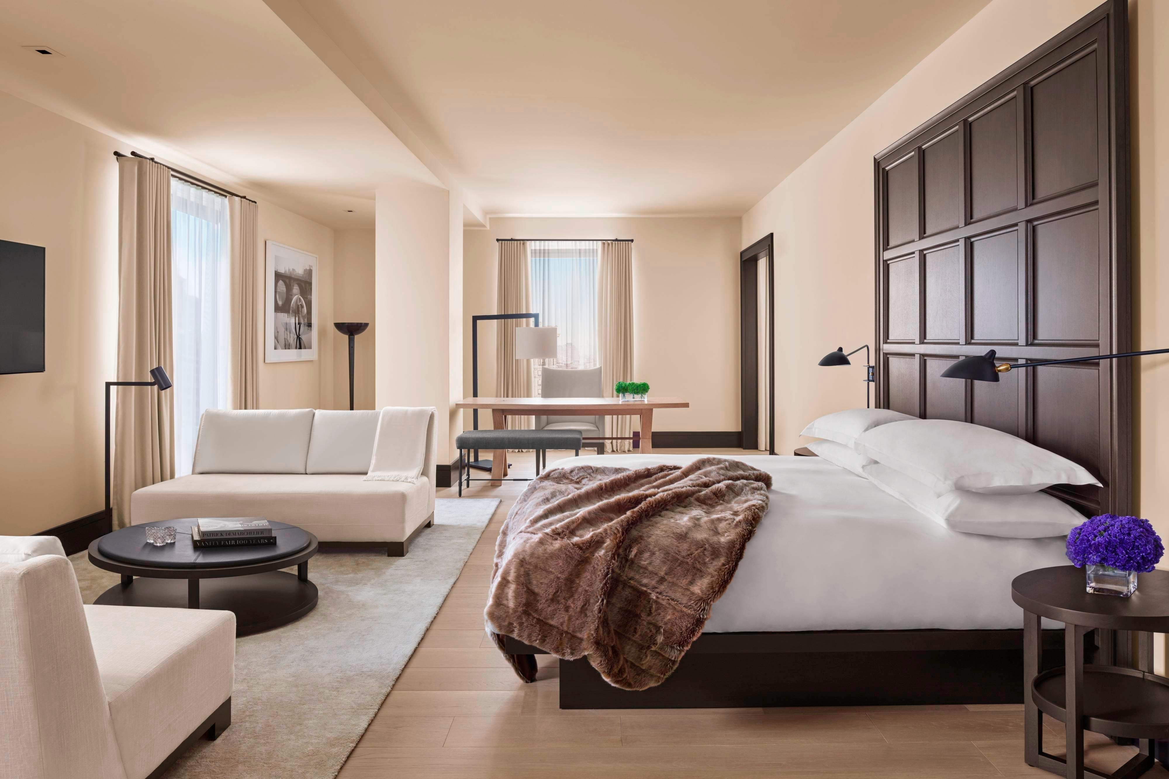 Suite Madison - camera da letto