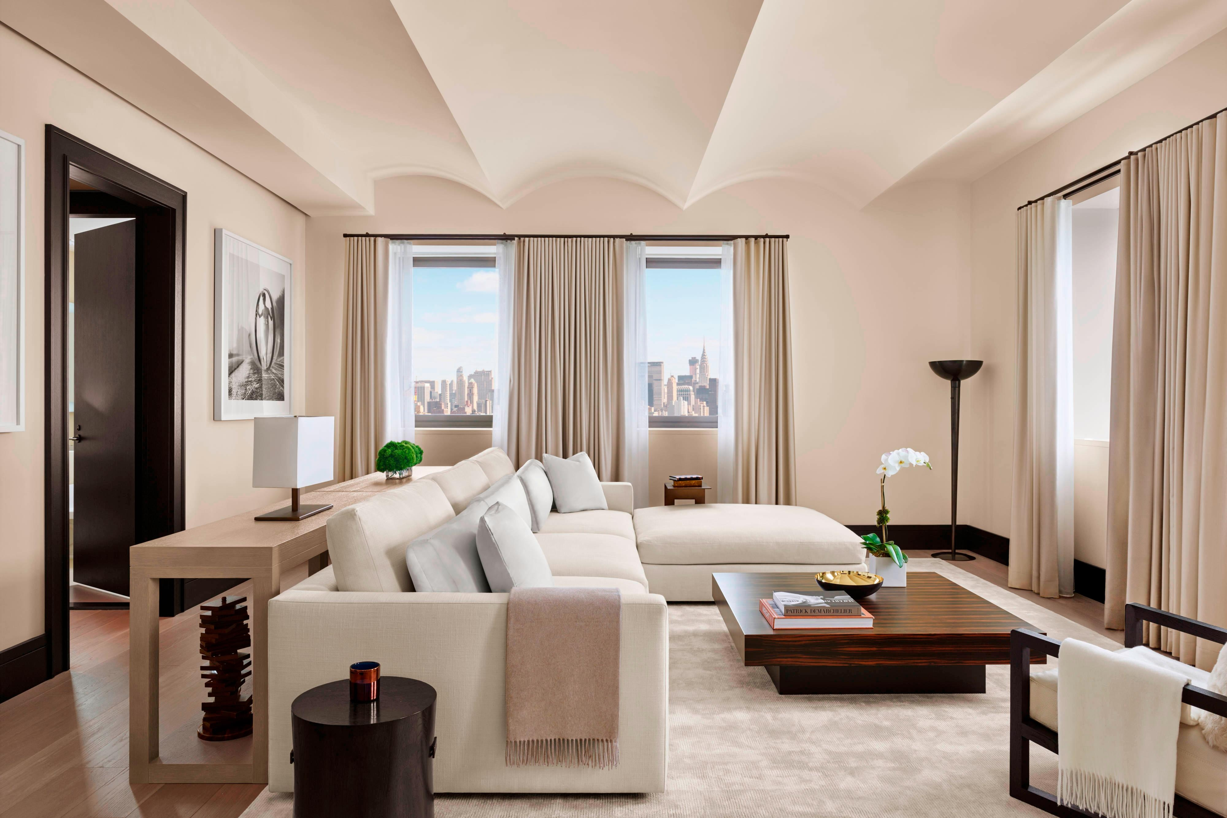 Penthouse Suite im New York EDITION