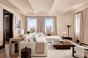 Suite Penthouse del The New York EDITION.