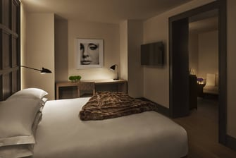 Studio Zimmer im Hotel The New York EDITION am Madison Square Park