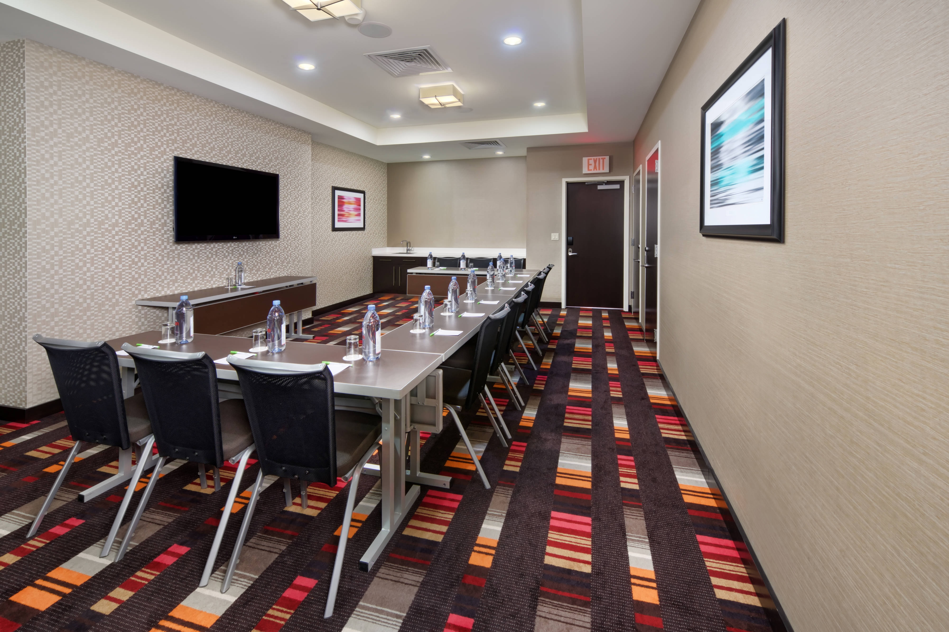 New York Hotel Meeting Space at the Courtyard Times Square West