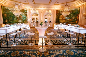 Grand Salon – Reception Setup