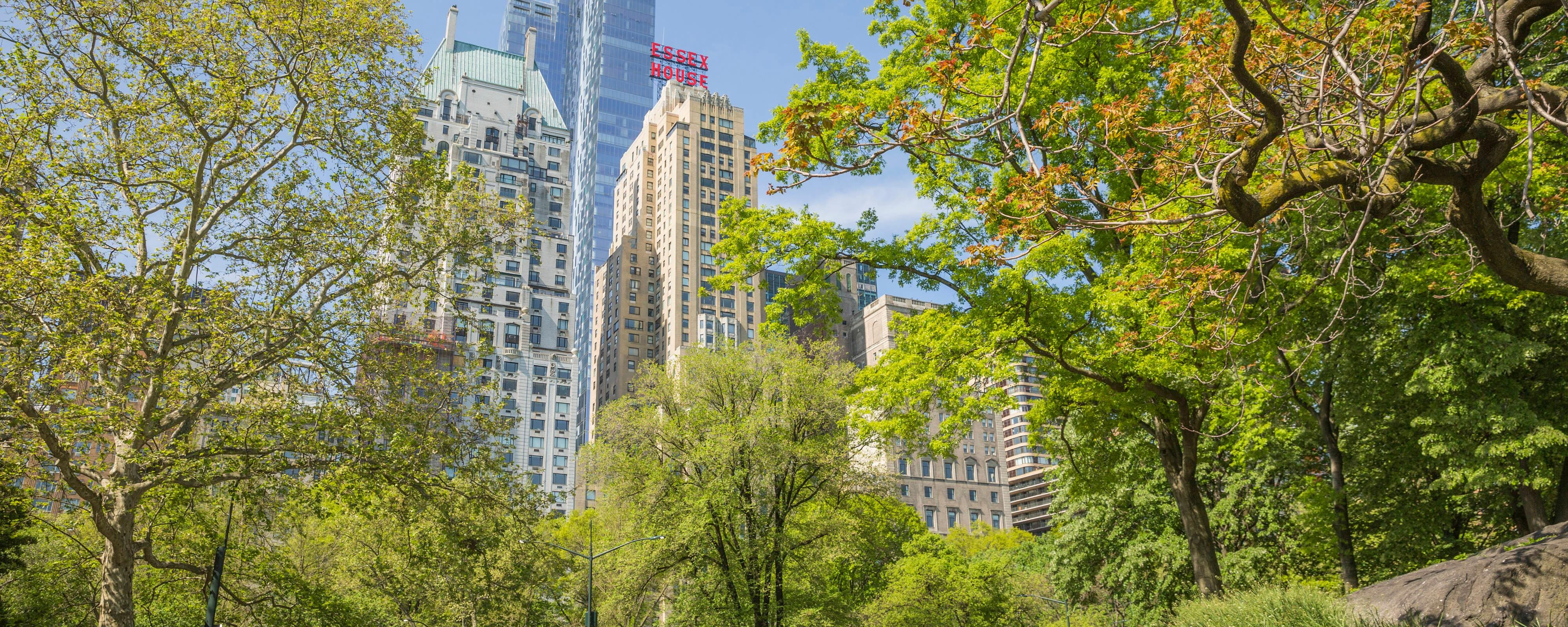 Central Park South Hotel NYC | JW Marriott Essex House New York