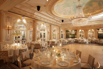 Grand Salon Wedding Reception