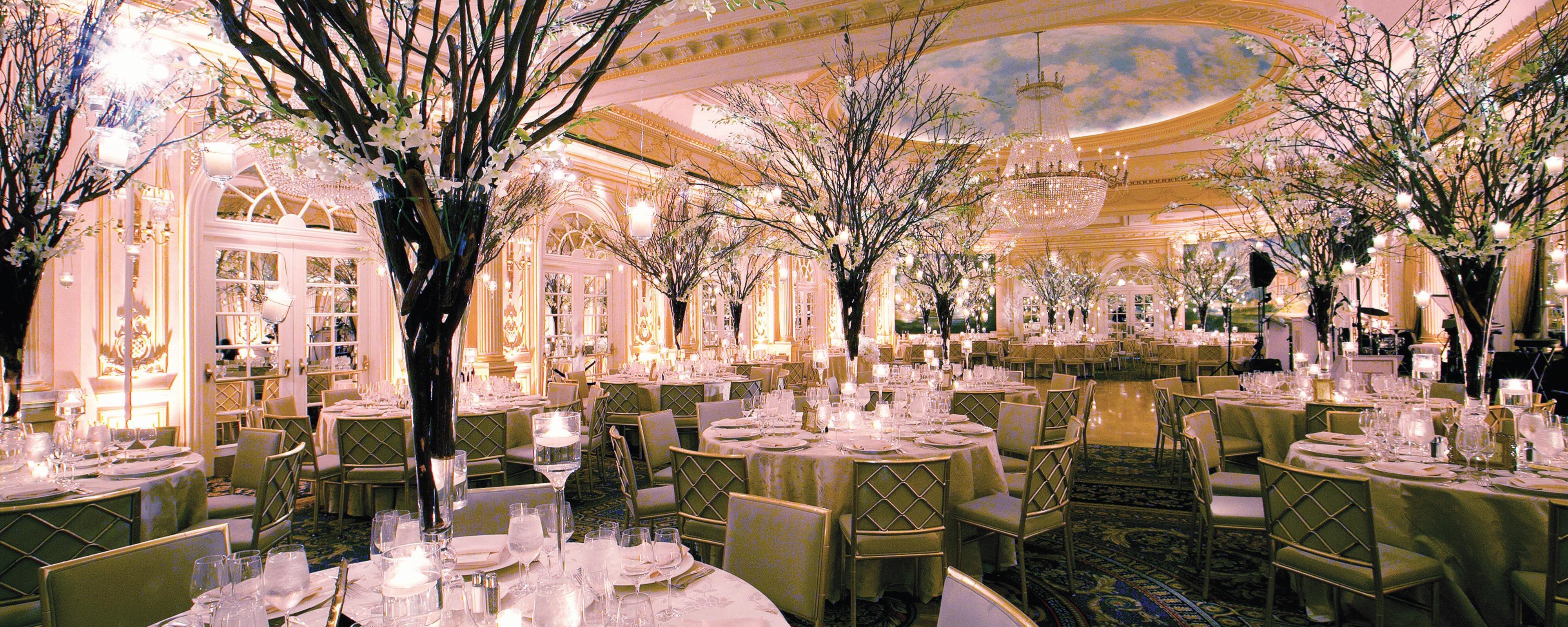 Central Park Wedding Reception Locations Jw Marriott Es House New York